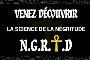 Science de la Négritude